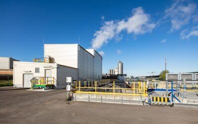 Borealis: Abwasserreinigungsanlage senkt Kunststoffverlust