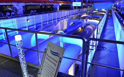 Rekord-Filteranlage startet in Essen