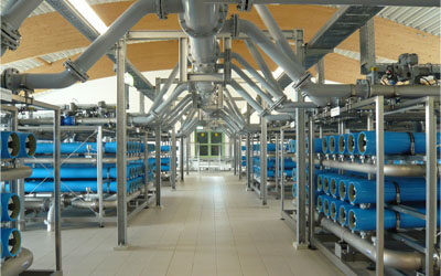 Membranen zum Schutz von Klima und Ressourcen