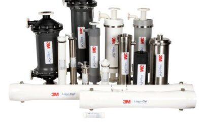 3M enhances manufacturing capabilities for membrane contactors