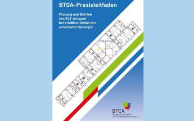 Praxisleitfaden zu Planung und Betrieb von RLT-Anlagen kostenfrei erhältlich