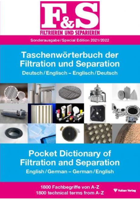 Taschenwörterbuch der Filtration & Separation