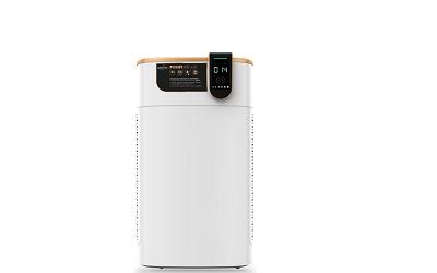 Mobiler Luftreiniger: HEPA-Filter sorgt für saubere Luft