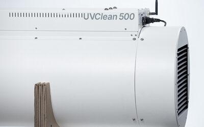 Event-Agentur wird Händler für UVClean Luftreiniger