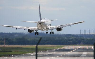 Turbinen-Abgase sind Ultrafeinstaub-Quellen von Flughäfen