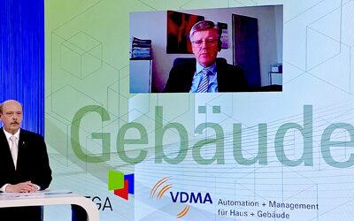 """Online-Gebäude-Forum der """"ISH digital 2021"""" von BTGA war erfolgreich"""