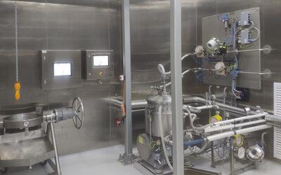 Separatortechnologie zur Unterstützung von Blutplasmafraktionierung