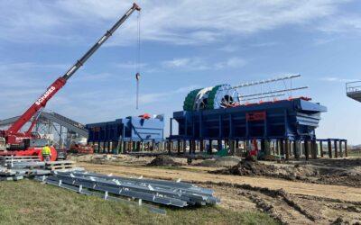 Aufbereitungsindustrie: LIG beteiligt sich an Schüttgutexperten KISA
