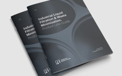 Industrial Liquid Filtration & Waste Minimization. Product Guide