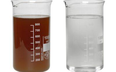 Elektrokoagulation zur chemiefreien Abwasserreinigung