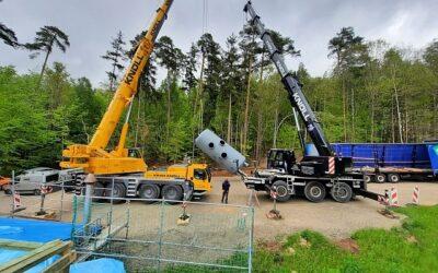 Dinkelsbühl: Uranfilteranlage für Trinkwasser in Betrieb genommen