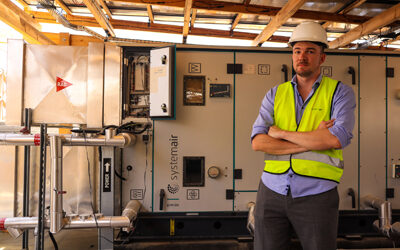 Indoor air quality: Systemair supplies sustainable HVAC solutions