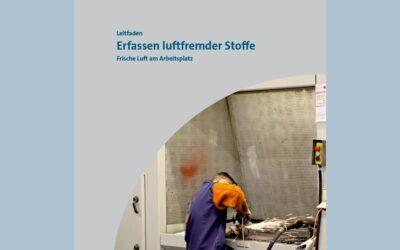 Arbeitsschutz: Aktualisierter VDMA-Leitfaden zur Luftreinhaltung am Arbeitsplatz erschienen
