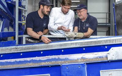 Recyclingtechnik: BHS-Sonthofen erweitert Test Center