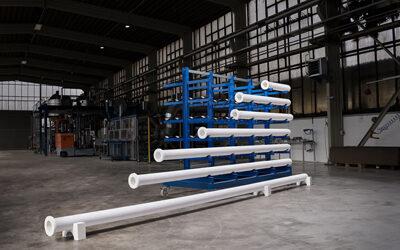 Keramische Filter: Saubere Luft in der Schiffbauindustrie