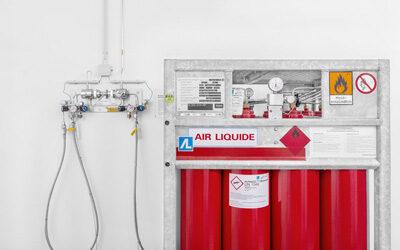 Schädliche Stickoxide können zu 95% aus der Luft reduziert werden
