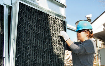 HVAC System: Don't forget the inspection